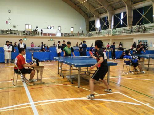 中野市長杯争奪卓球大会(26.2.2)