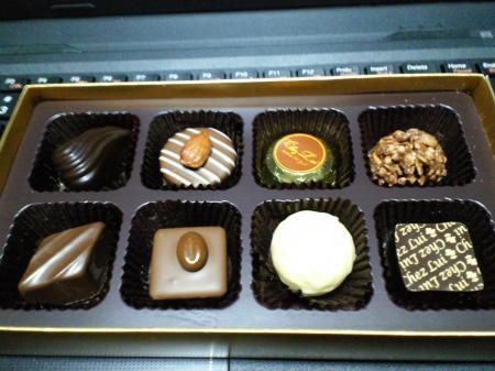 チョコレート(26.2.14)