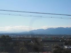 2014年三重の山々