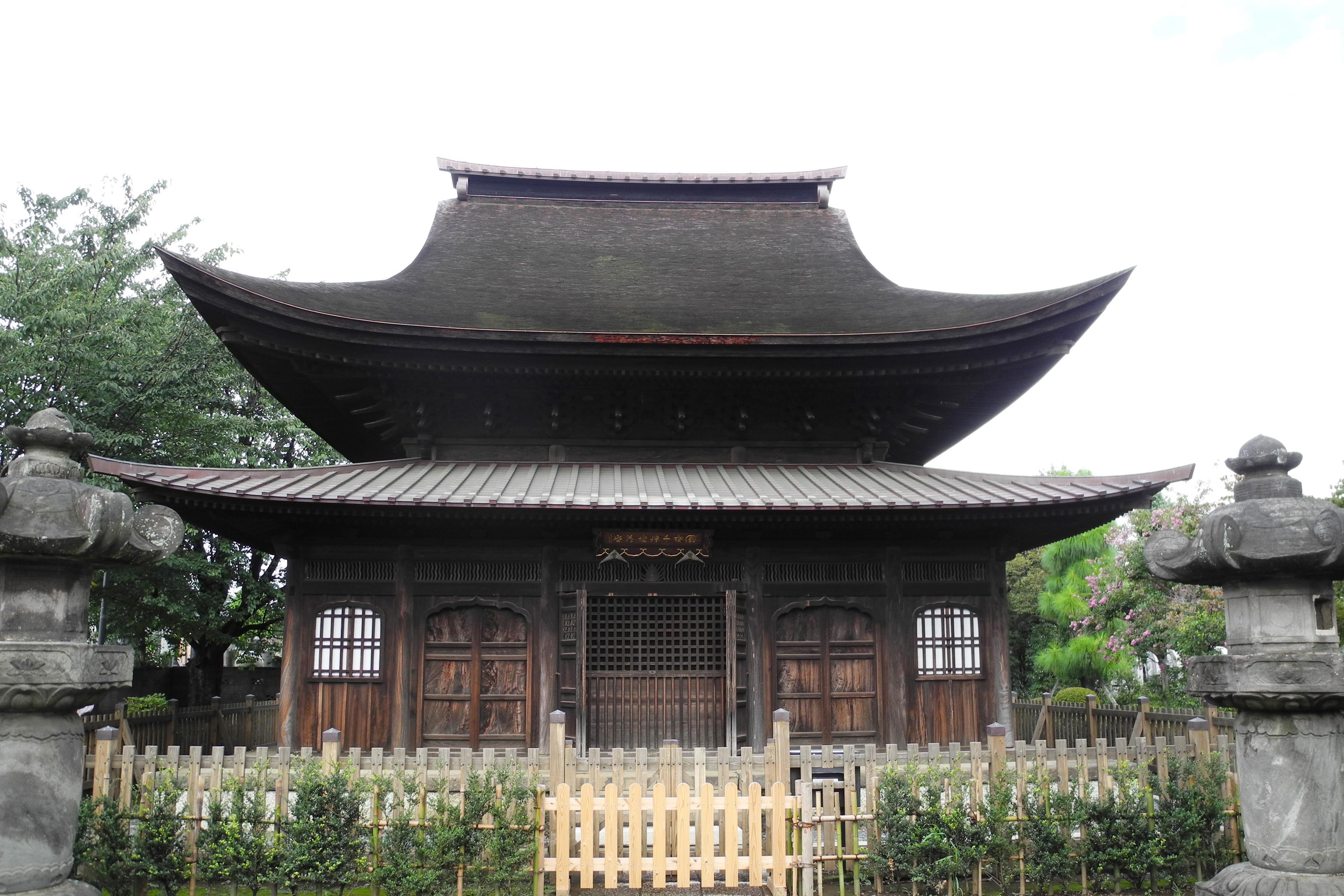 東京正福寺-1