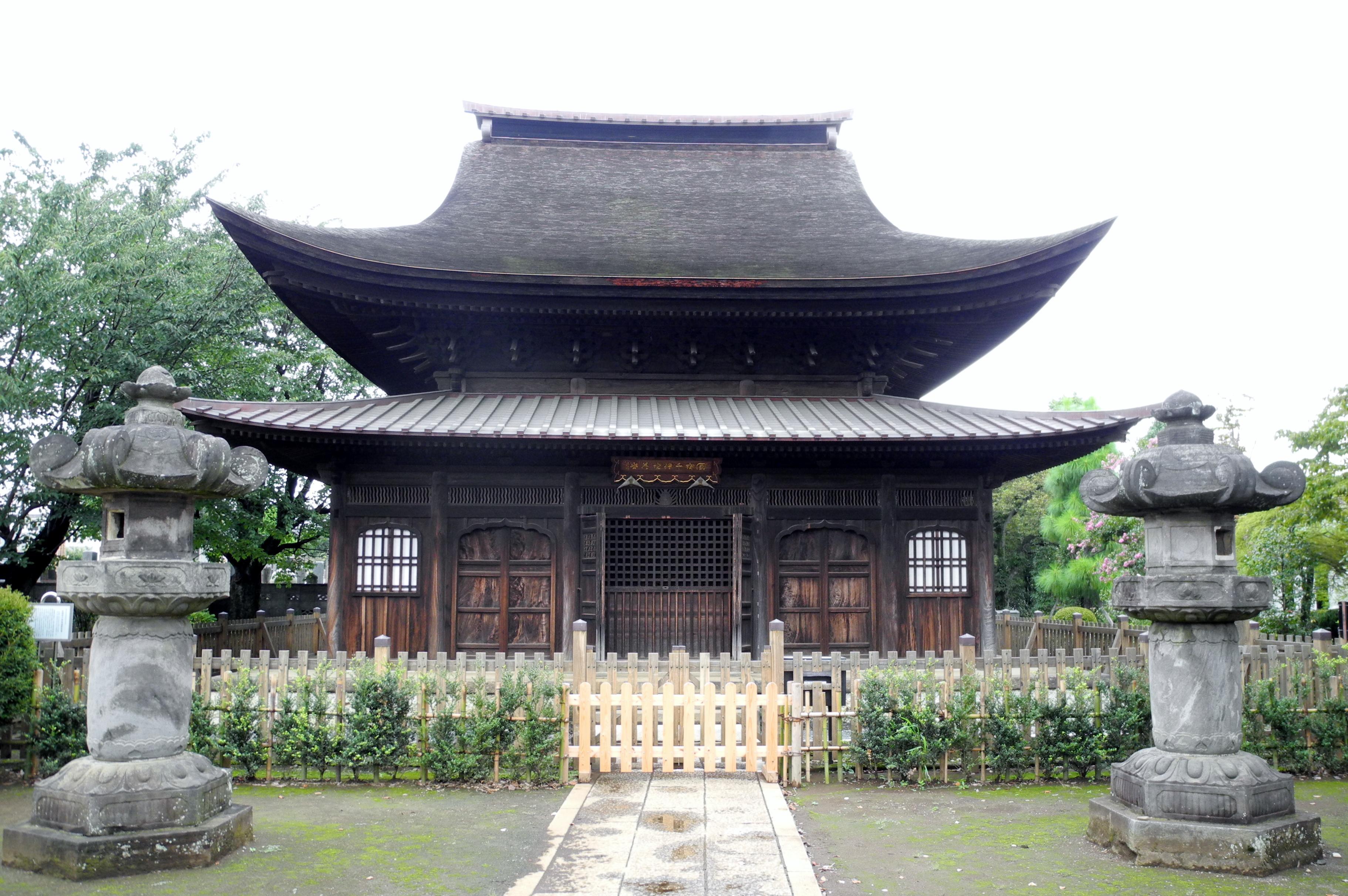 東京正福寺-14