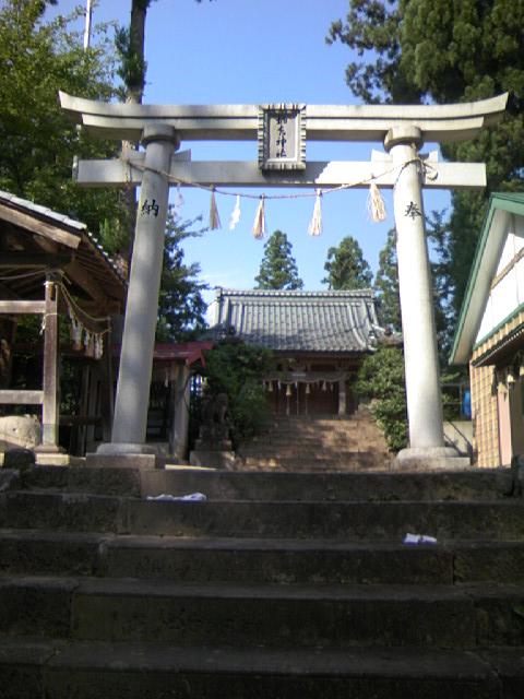 長岡市の都市計画・まちづくり 栖吉神社