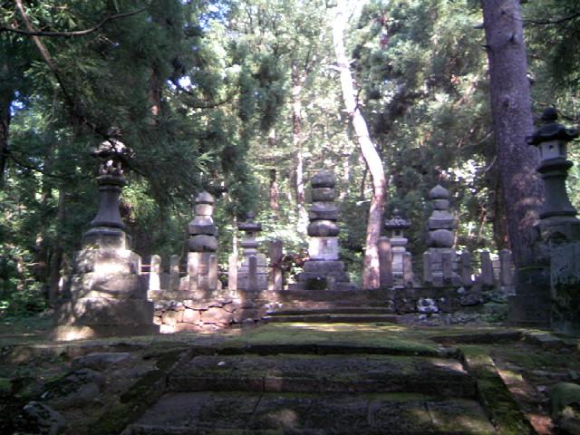 長岡市の都市計画・まちづくり 普済寺 牧野墓
