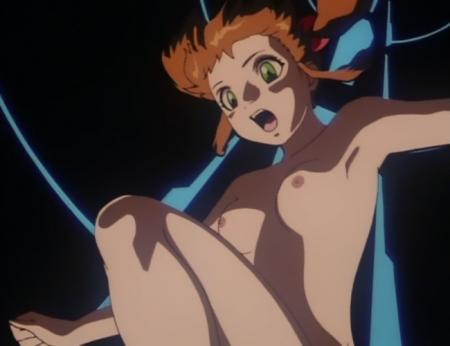 超神姫ダンガイザー3 美剣陽菜の胸裸乳首3