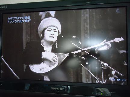 カザフの歌姫