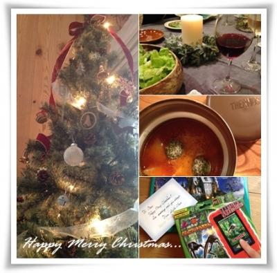 クリスマス20131224