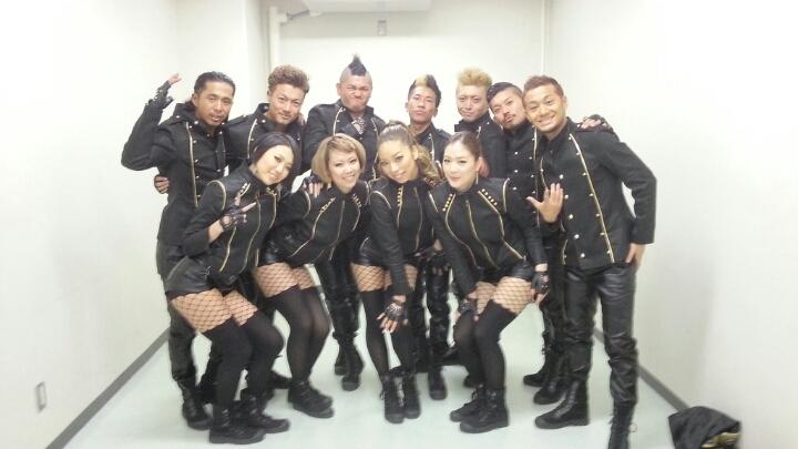 4月7日 ダンサー