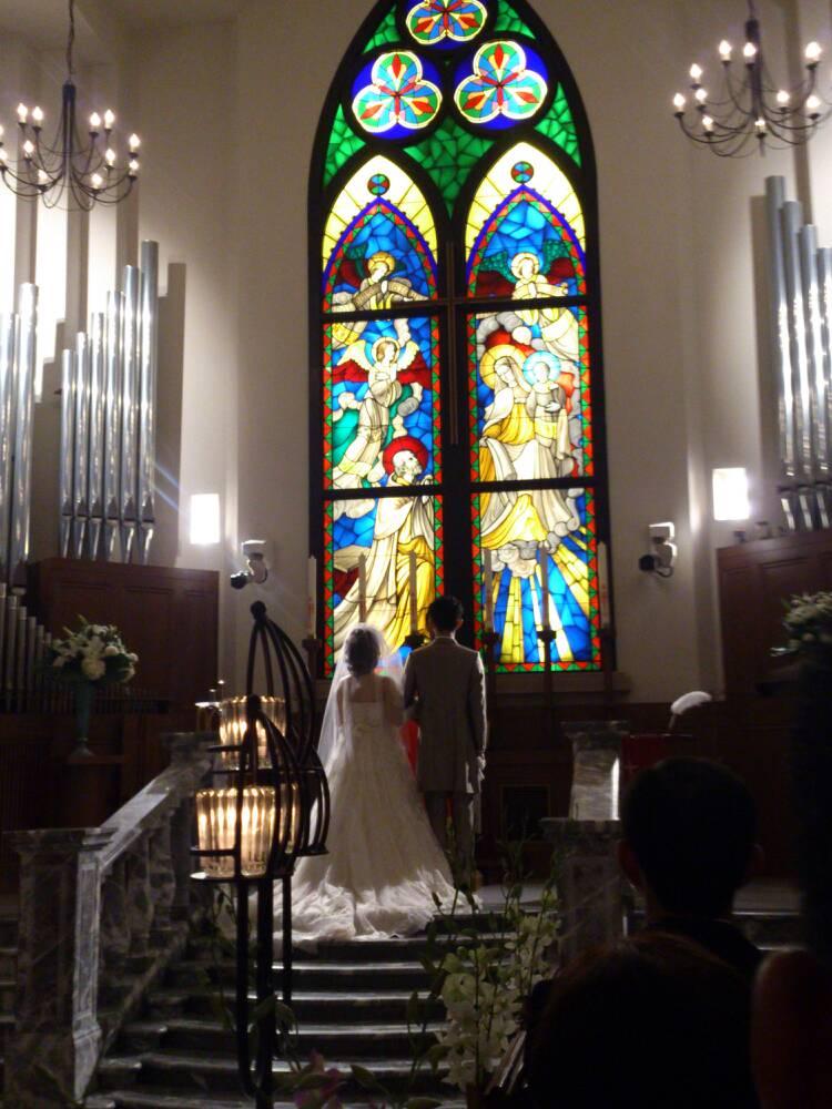 7月13日 13、結婚式