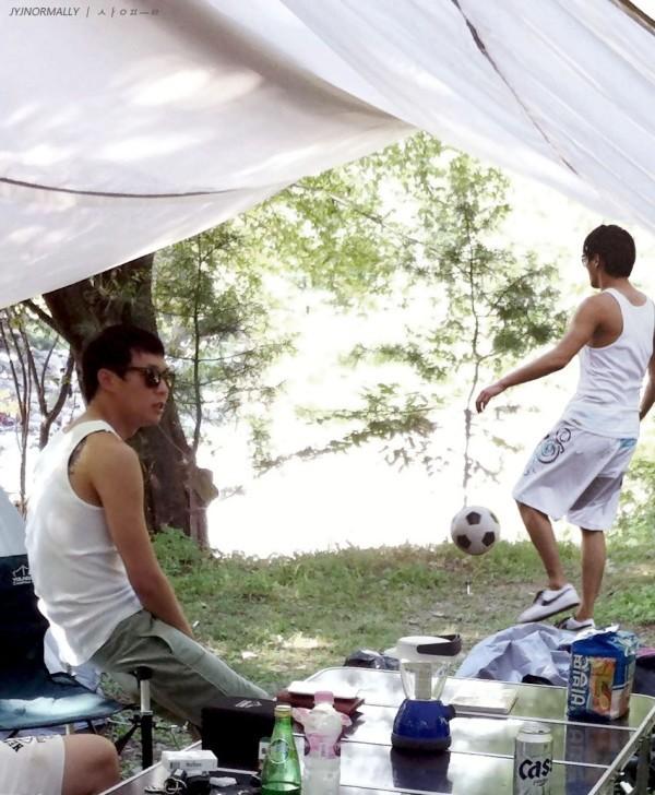 7月31日 ユチョン3