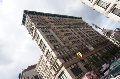 The Silk Change Building 1