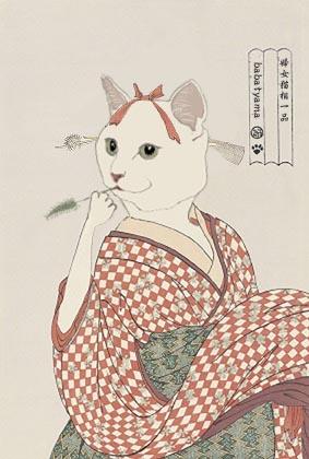 【婦女猫相十品】