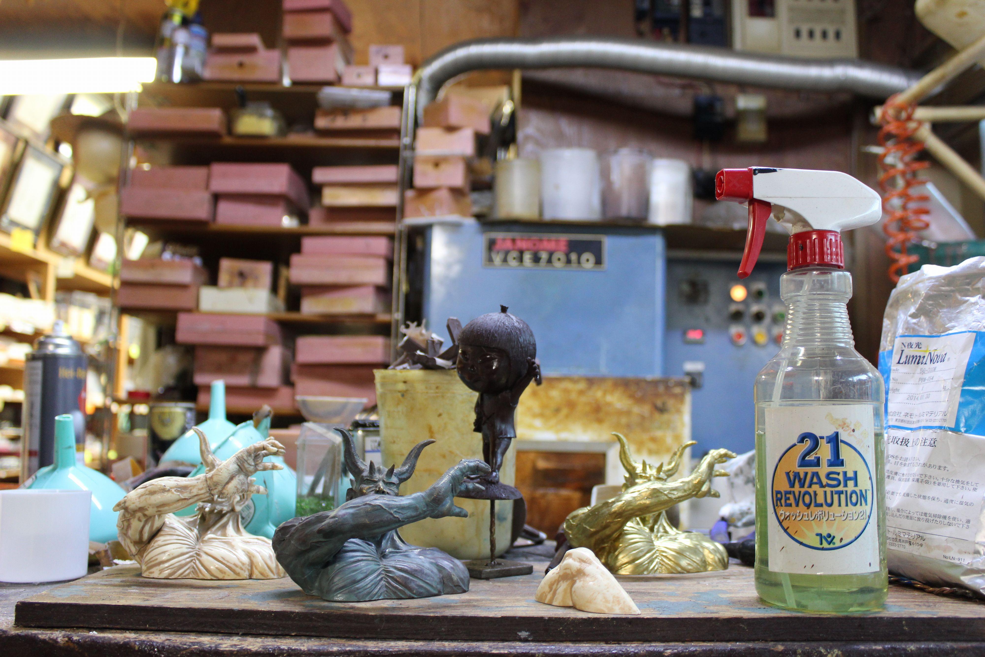 妖怪ショップゲゲゲ再訪~境港・水木しげるロードのお土産は手作りのオリジナルグッズで決まり!