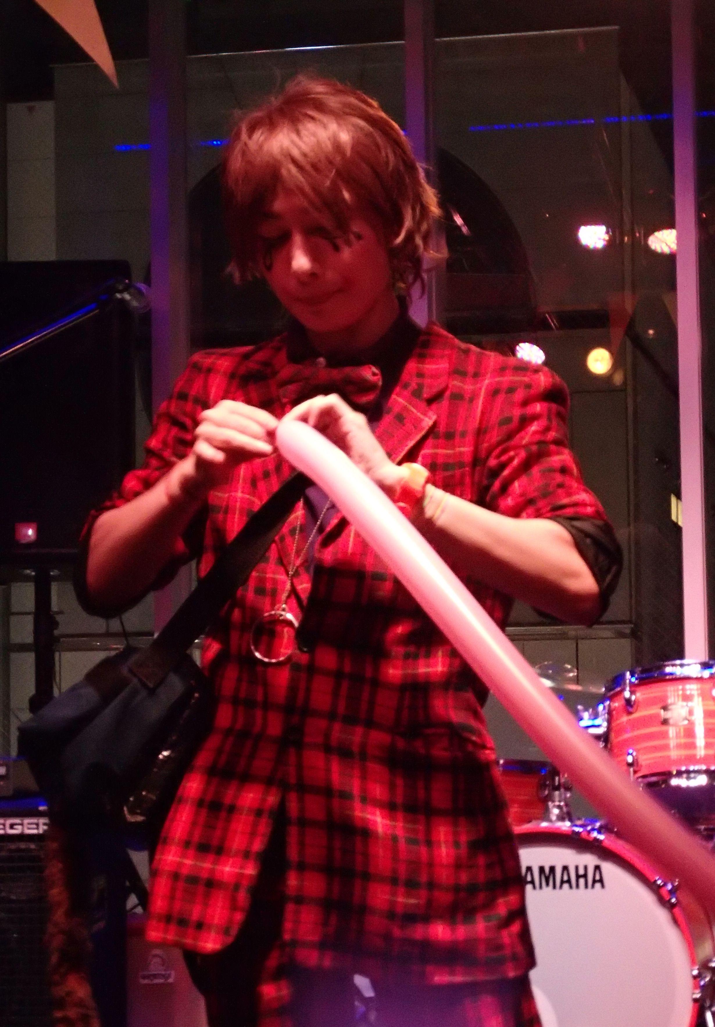 majyo cay presents 「リトグラフ」 at Harajuku NGORO NGORO
