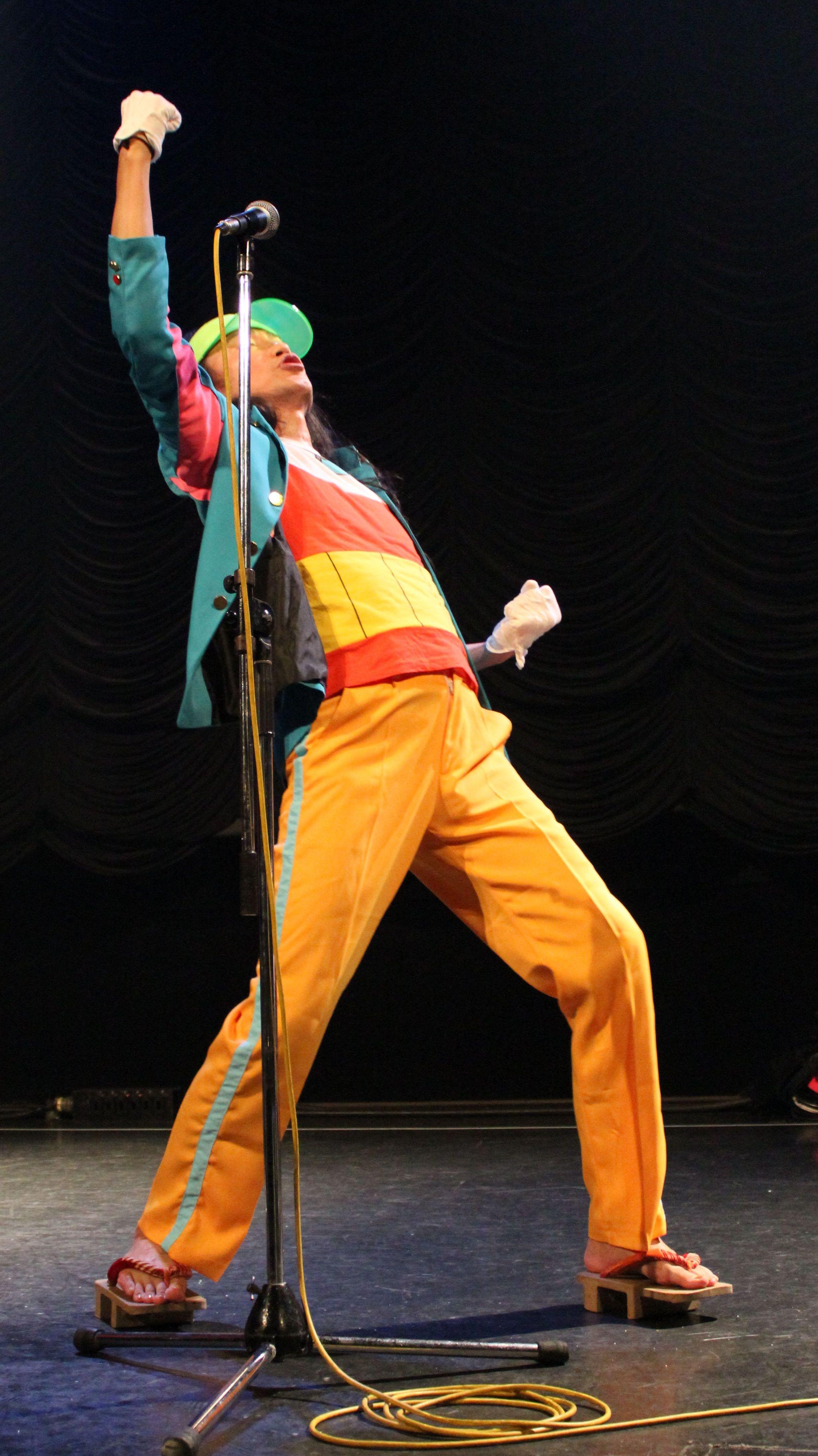 デパートメントH 2099@鶯谷東京キネマ倶楽部 2014年10月(4)~サユリ&タルタルギーニャス / 告知コーナー / おなぴこまる~
