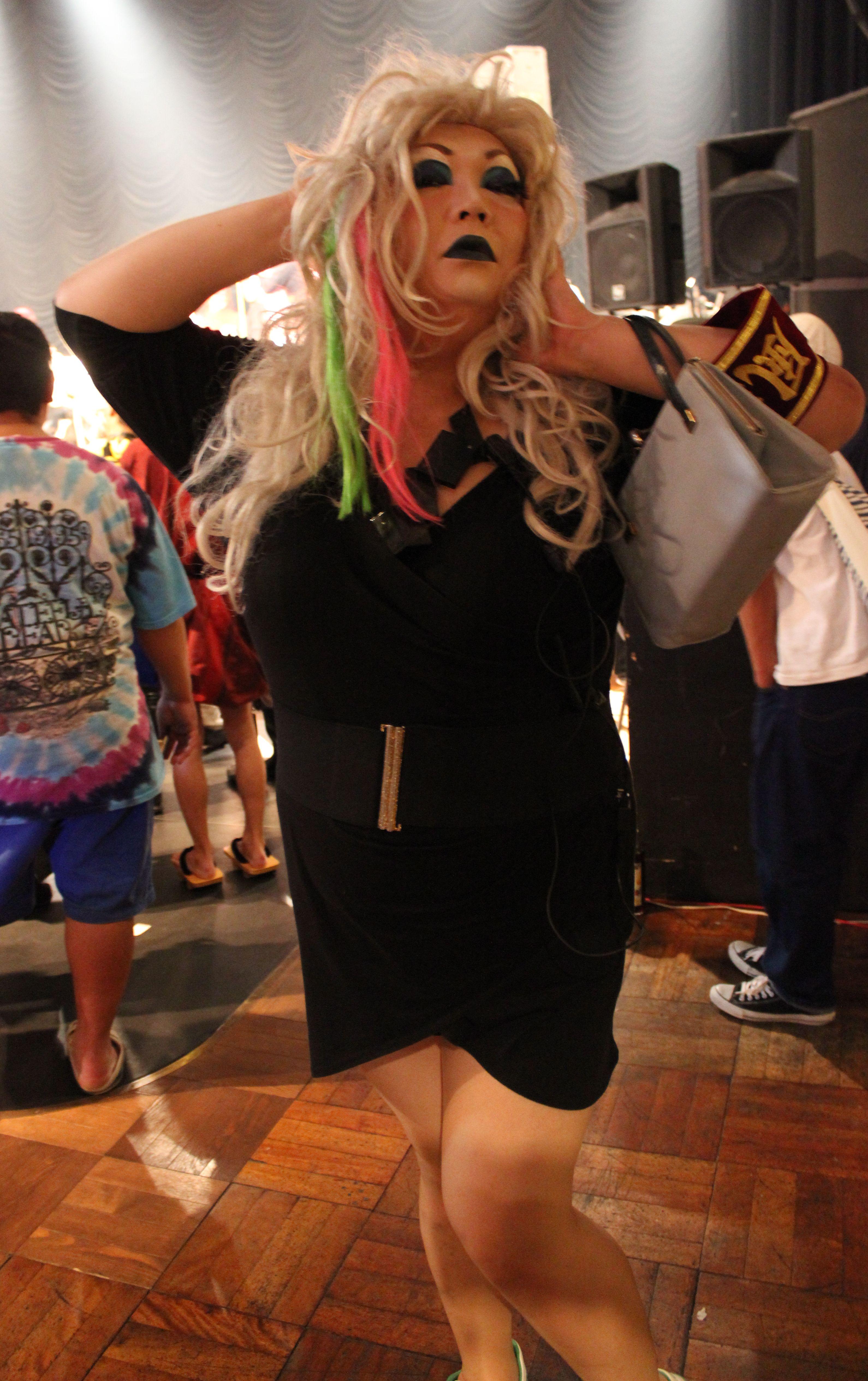 デパートメントH 2099@鶯谷東京キネマ倶楽部 2014年11月~美しき者達の饗宴!~ドラァグクイーン・ラバリスト・ドーラー~