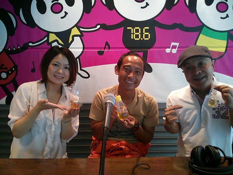 FM香川収録