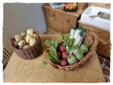 イギリス野菜