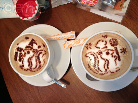 りすカフェ4