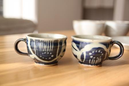 小さいコーヒーカップ