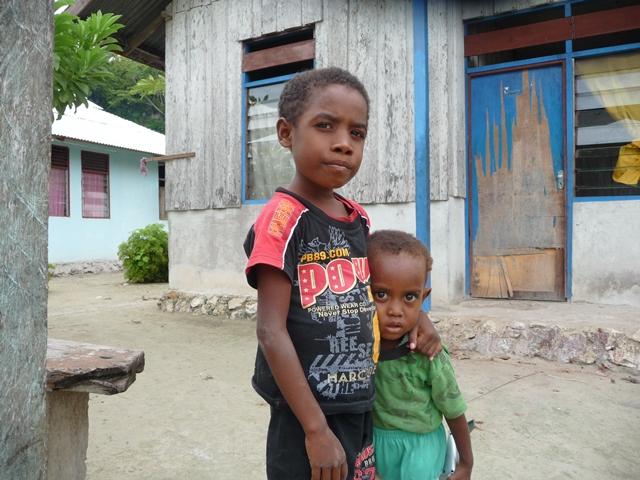 村の子どもたち2