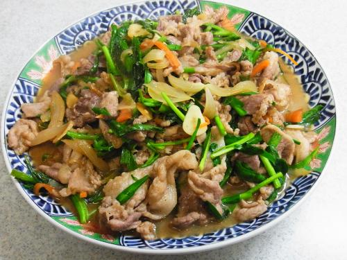 140103-211肉ニラ炒め(S)