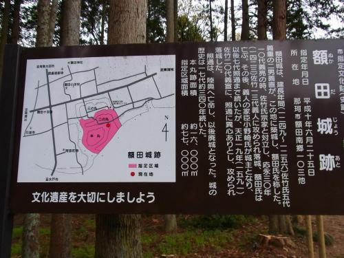 額田城 (2)