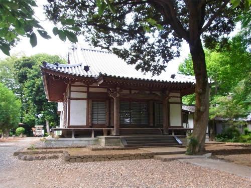 妙玖寺本堂