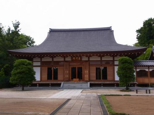 清河寺本堂
