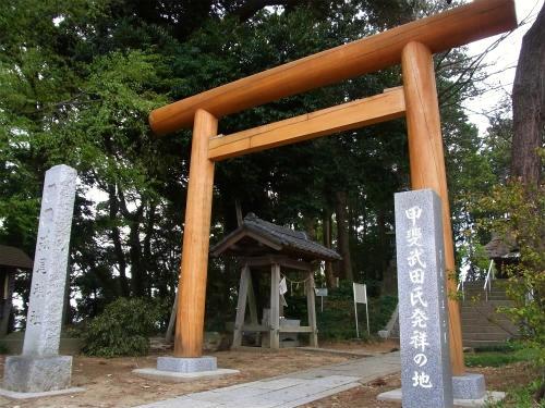 湫尾(ぬまお)神社