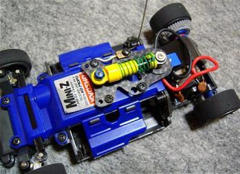 MR-02にフリクションダンパー