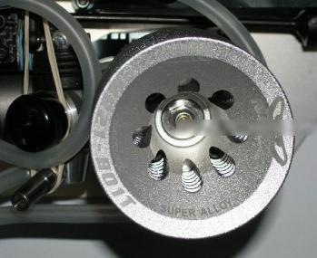新しいNINJAエンジンのトップ