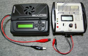 充電器との大きさ比較