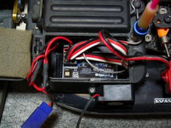 2.4G受信機の冷却(4)