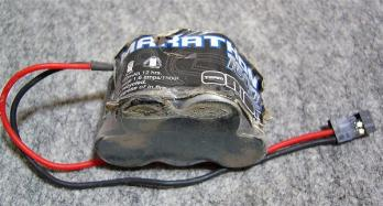 俵型バッテリー