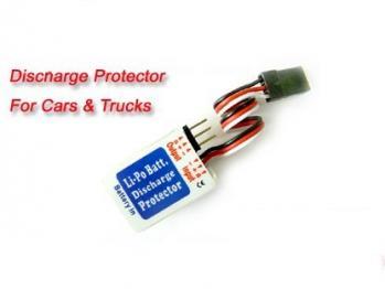 HobbyWingのLiPo保護回路