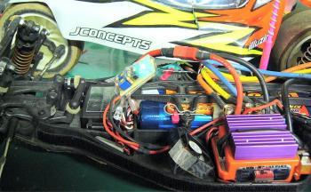 LiPoモニター