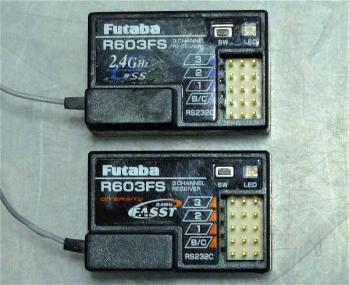 R603FS新旧