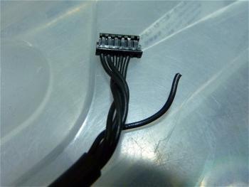 センサーケーブルの断線