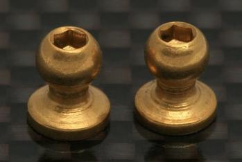 titanium coated ball stud