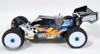 JCONCEPTS RC8用ボディ