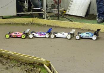 4WD最速メンバー