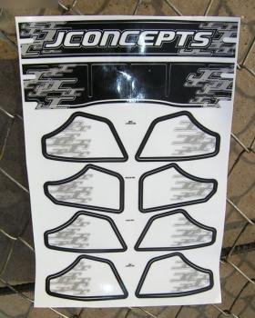 JCONCEPTSの組み立て式ウイング