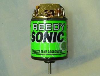 Reedyモーター