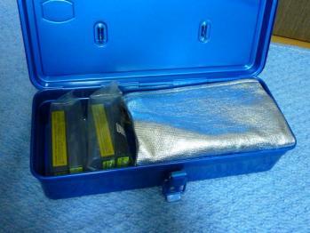 LiPoの保管箱
