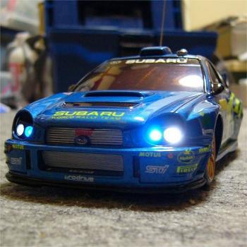 インプレッサWRC2002