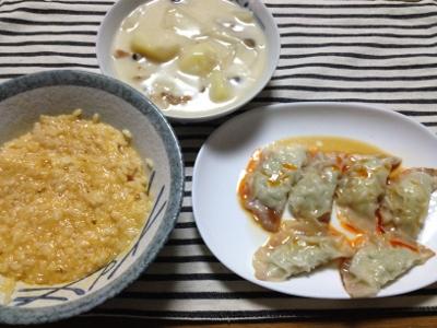 2014.2.4朝飯