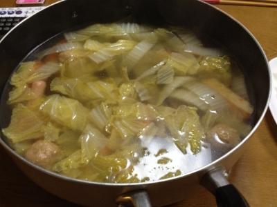 2014.2.6晩飯3