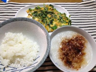 2014.2.10朝飯
