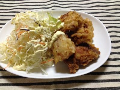 2014.2.10晩飯