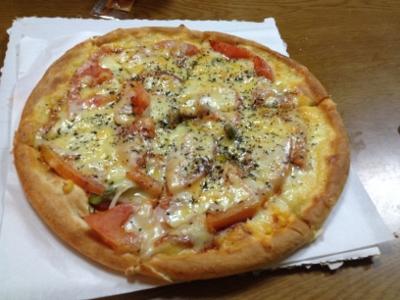 2014.2.11晩飯